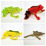 Игрушки лягушки имитации миниого винила животные