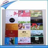 명함 인쇄 기계를 위한 도매 PVC 인쇄할 수 있는 M1 1K F08 공백 NFC 카드