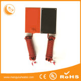 De elektrische Industriële het Verwarmen RubberVerwarmer van het Silicone van Dekens/van Stootkussens/van Platen