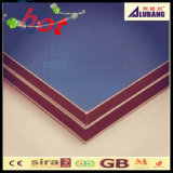 Los paneles compuestos de aluminio ligeros de la mejor calidad