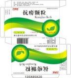 La talla del cartucho de papel puede ser modificada para requisitos particulares