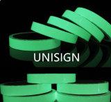 Photoluminescent Film, Glühen im dunklen Band für Sicherheits-Zeichen, Guilding Zeile