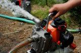 Buena bomba de agua portable de la calidad 43cc, bomba de agua de la gasolina