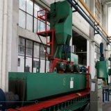 15kg LPG Gas-Zylinder-Produktionszweig Karosserien-Herstellungs-Geräten-Granaliengebläse-Maschine