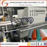 PVC 섬유 나선 호스 밀어남 기계