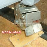 Máquina del tamiz vibratorio del motor de 3 fases con la mudanza fácil de la rueda móvil