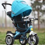 Intelligente 4 in 1 bildeten im China-Luxuxbaby Trike für grosse Kinder (OKM-1165)
