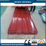 лист цвета 900mm Prepainted шириной покрытый стальной
