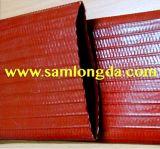 Mangueira ensolarada resistente do PVC Layflat