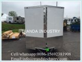 Take Away with Stainless Steel Fence Position Trailer