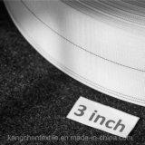 Cinta de embalaje de nylon tejida trato especial del 100% para los fabricantes de goma