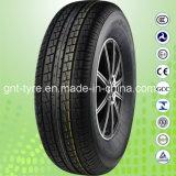 Neumático del carro ligero del neumático de la polimerización en cadena del neumático del vehículo de pasajeros de la marca de fábrica del triángulo y neumático de OTR con el certificado de la EC (225/55r17, 235/45R17, 235/55R17)