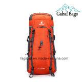 Sac de hausse extérieur en nylon professionnel en gros de sac à dos de sport