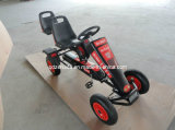 Los niños del pedal favorable Go Kart con el neumático inflable