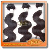 6A het Maleise Onverwerkte Menselijke Haar van het Haar