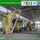 TUV, ISO, Ce Certificate 160kw, 2.5t / H Briquette Machine for Biomass