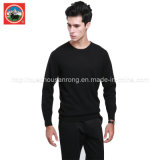 Yak Wool Pullover Round Neck Garment / Cashmere Knitwear / Vestuário / Men Sweater
