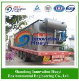 Máquina dissolvida da flutuação de ar na planta mecânica de Procesing