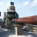 Печь большого чальцинирования роторная для производственной линии цемента