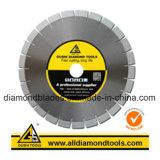 Hartgelöteter Diamant Sägeblatt für Cutting Granit