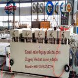 Modello che fa la linea di produzione della scheda del PVC della macchina costruzione imbarcarsi su fabbricazione della riga