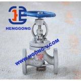 Valvola di globo della flangia dell'acciaio inossidabile 316 di DIN/API