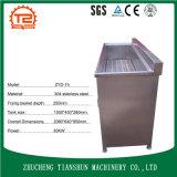 Macchina fritta elettrica per la friggitrice dello spuntino come frittura della macchina Zyd-S15