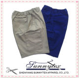 Breve Pants con Side Pocket