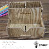 Desmontaje personalizado Hongdao titular de la pluma de madera