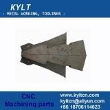 De Machinaal bewerkte Lassende Delen van de precisie CNC