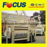 Смеситель горячего вала двойника верхнего качества сбывания конкретный, электрический смеситель цемента Js1000