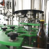 De glas Gebottelde Kosten van de Machine van de Vuller en van de Capsuleermachine van het Bier