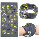 OEM Produce Customized Logo屋外のSports Multifunctional Tube Buff Printed Scarf
