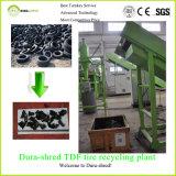 Machine de coupe et de recyclage de caoutchouc de qualité à la vente