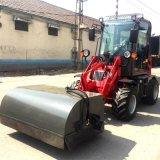Hzm Jn910 China Construction Used 1 Ton Priced Wheel Loader para Sale