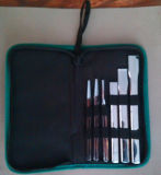 punzone dello scalpello 6PCS impostato nella valigia attrezzi (PC-5)