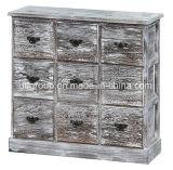 Empaquetado de madera de Viejo-Mirada del estilo europeo caliente de la venta