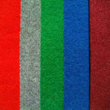Tapete vermelho liso não tecido de Exhition do poliéster