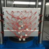 Machine de émulsion hydraulique unique de chaussures/presse en caoutchouc de semelles