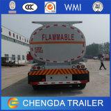 Высоки трейлер бака поставки топлива сырой нефти нефти Flameable