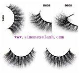 плетки волос норки 3D косметические ложные для состава красотки