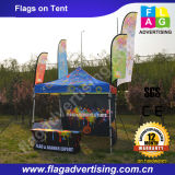 Impression pleine couleur Flying Wind Blade Banner