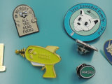 Smalto Custom Metal Badge per il Pin Badge