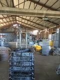 Tampa de câmara de visita Ductile redonda do ferro para o cimento
