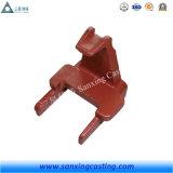 Kundenspezifisches Stahlgußteil/Qualitäts-/Maschinen-Selbstgeräten-Ersatzteile