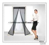 Puerta de pantalla de mosca Cortina Puerta magnética Pantalla de mosca Pantallas de puerta de malla