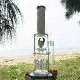 Tubi di fumo di vetro dei tubi di acqua di stile di disegno di Minotaur Tauren (ES-GD-279)