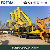 Xe1300c XCMG 100 Ton Excavadora Long Reach Boom & Brazo