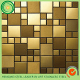 Acquisto Steel Tiles Mosaic Made in Cina