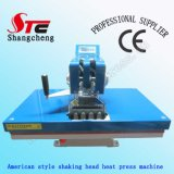 Hot Sales Swing Away T-Shirt Machine de transfert de chaleur 40 * 60cm American High Pressure Shaking Head Heat Press Machine T-shirt Machine d'impression de transfert Stc-SD03